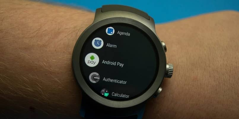 android smartwatch wear os