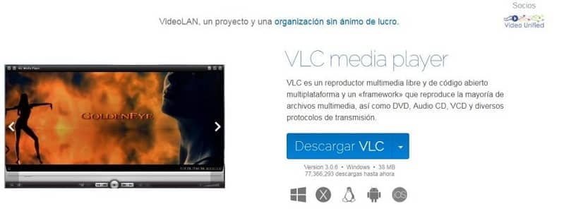 vlc windows gadgets