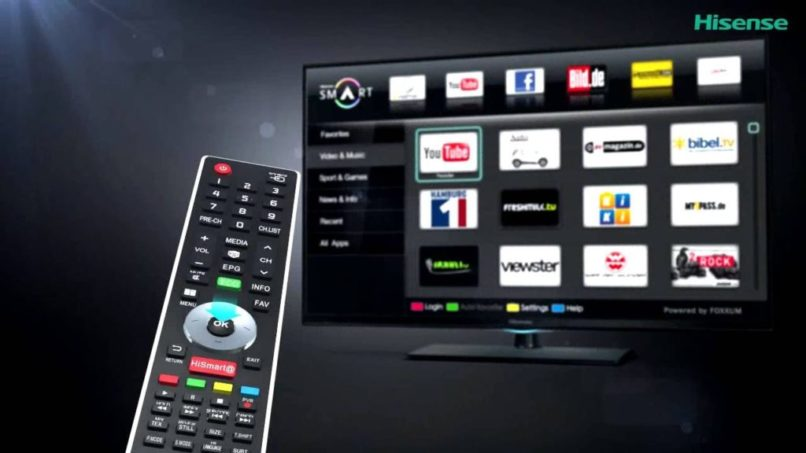 smart tv hisense google play