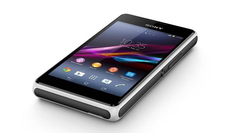 hacer hard reset sony xperia d2004