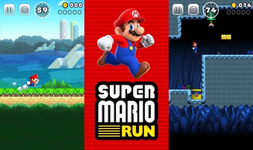 movil android descargar super mario run
